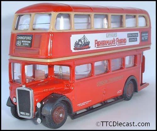 EFE 11106DL Leyland Titan RTL - London Transport - PRE OWNED
