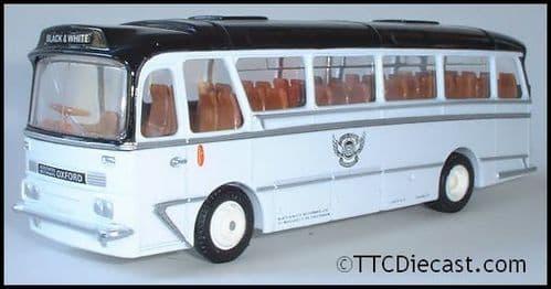 EFE 12201 Harrington Grenadier Coach - Black & White - PRE OWNED