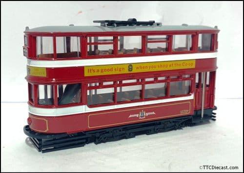 EFE 13402 Horsefield Tram - Leeds City Transport - PRE OWNED