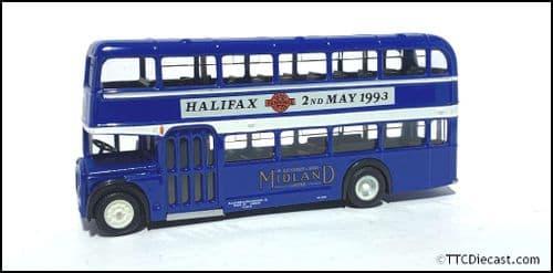 EFE 14201B Bristol FLF Lodekka - Alexander Midland Halifax Pennine Rally May 1993 - CODE 3