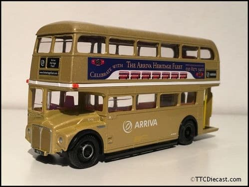 EFE 15633A AEC Routemaster 'Arriva Serving London' (GOLD Arriva Heritage Fleet) - PRE OWNED