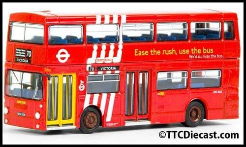 EFE 25711 London Transport DMS Bus & Coach Council  - Bachmann Retailer Exclusive