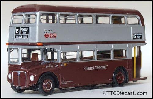 EFE 31505 Aec Routemaster Rm - Platinum East London