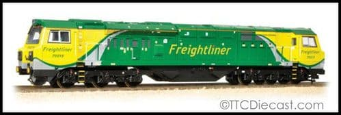 Farish 371-640 Class 70 70015 Freightliner (Air Intake Modifications)
