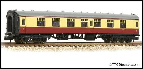 Farish 374-160A BR Mk1 FK First Corridor BR Crimson & Cream