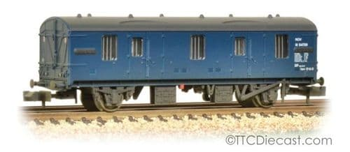 Farish 374-640 BR MK 1 CCT Blue Weathered