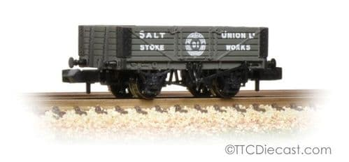 FARISH 377-059 5 Plank Wagon Wooden Floor 'Salt Union' *LAST FEW*