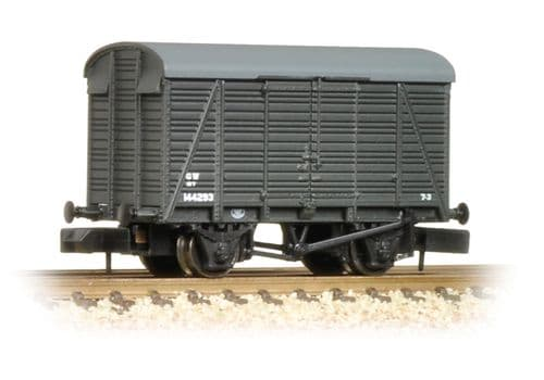 FARISH 377-428 12 Ton Southern 2+2 Planked Ventilated Van GWR Grey *LAST ONE*