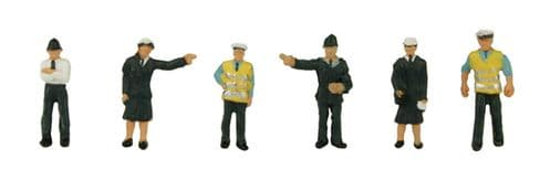 Farish 379-301 Police & Security Staff