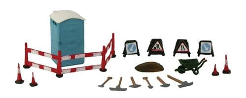 Farish 379-308 Building Site Details and Tools