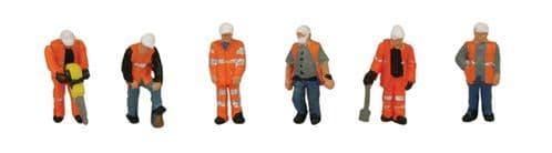 Farish 379-309 Trackside Workers
