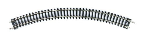 Farish 379-452 Curved Track -1st Radius 228.6mm Arc 45