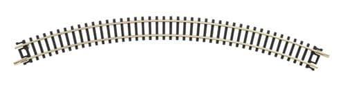 Farish 379-454 Curved Track - 2nd Radius 263.5mm Arc 45
