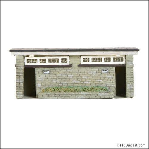 Farish 42-0040 Toilet Block, N Gauge