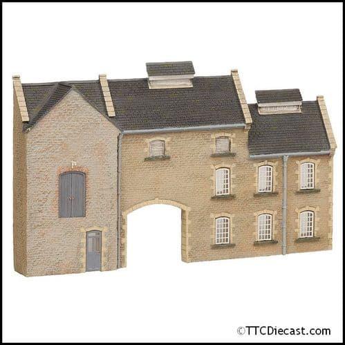 Farish 42-219 Low Relief Stone Factory