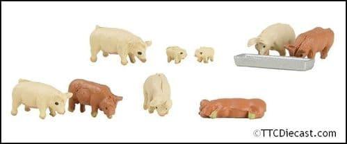 Graham Farish 379-342 Pigs - N Gauge