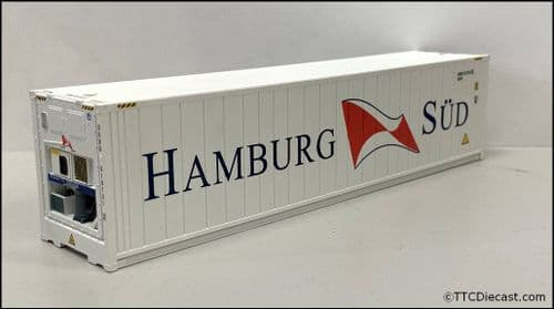 Hamburg-Sud 40ft Reefer Container