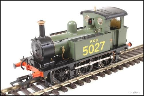 Hattons H4-P-013 SECR P Class 0-6-0T 5027 in ROD green