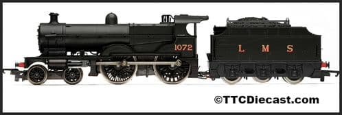 HORNBY R3276 Lms Compound With Fowler Tender