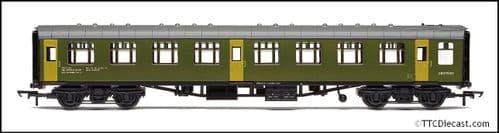 HORNBY R40006 BR Departmental, ex-Mk1 SK Staff Coach, DB 975805 - Era 7