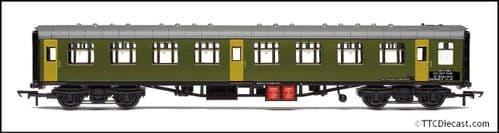 HORNBY R40007 BR Departmental, ex-Mk1 SK Staff Coach, DB 975802 - Era 7