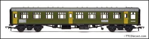 HORNBY R40008 BR Departmental, ex-Mk1 SK Staff Coach, DB 975804 - Era 7