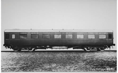 HORNBY R40030 SR, Maunsell Third Class Dining Saloon, 7864 - Era 3