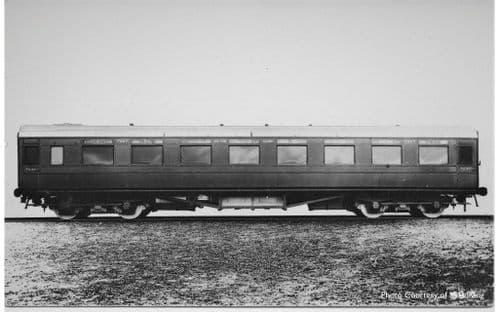 HORNBY R40030A SR, Maunsell Third Class Dining Saloon, 7867 - Era 3