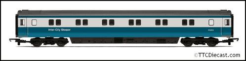HORNBY R40038B BR, Mk3 Sleeper Coach, E10723 - Era 7