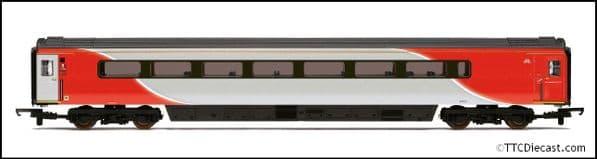 HORNBY R4933A LNER, Mk3 Trailer Guard Standard, Coach B, 44061 - Era 11, OO Gauge