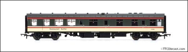 HORNBY R4974A BR Intercity, Mk1 RB(R), 1981 - Era 8, OO Gauge