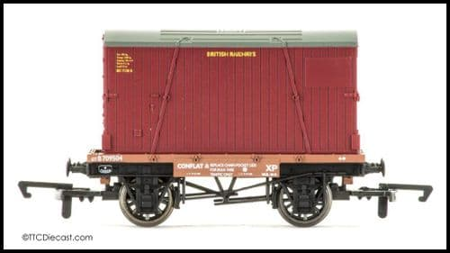 HORNBY R6776 Conflat and Container Wagon *LAST FEW*