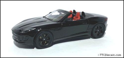 IXO JDCAFTV8B - 1:43 Scale Jaguar F-Type V8 - Black