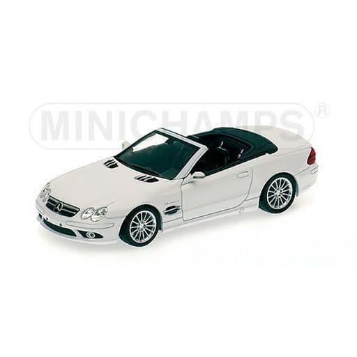 MINICHAMPS 400 036170 - Mercedes Sl-Class AMG 2006 - White
