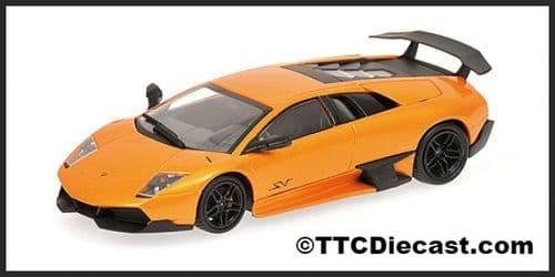 MINICHAMPS 400 103942 - Lamborghini Murcielago LP 670-4 SV - 2009 *LAST ONE*