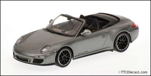 MINICHAMPS 410 060130 - Porsche 911 GTS Cabriolet (997 II) 2011 Gr