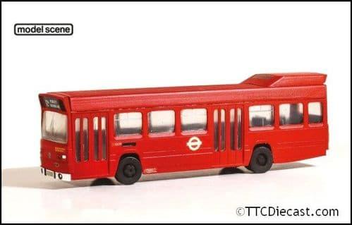 Modelscene 5138 Leyland National Single Deck Bus - London Transport livery