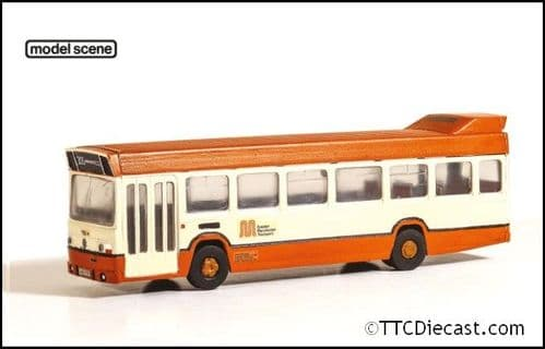 Modelscene 5140 Leyland National Single Deck Bus - Greater Manchester