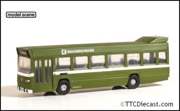 Modelscene 5143 Leyland National Single Deck Bus - Green Vari-kit