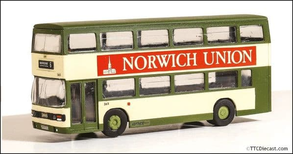 Modelscene 5503 Leyland Olympian Double Deck Bus Kit - Blackpool Corporation - OO Gauge