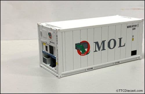 MOL 20ft Reefer Container