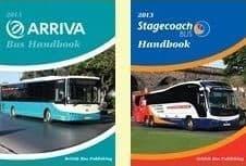 NEW Bus Books