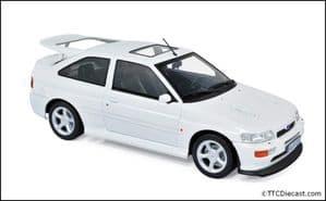 NOREV 182776 -  1:18 Ford Escort Cosworth 1992 White