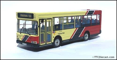 NORTHCORD UKBUS3017 Mini Pointer Dart - Brighton & Hove * PRE OWNED *