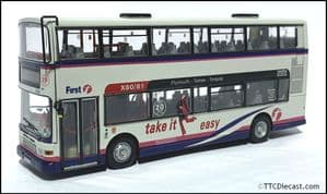 NORTHCORD UKBUS4008 Olympian Alexander Royale - First Devon & Cornwall * PRE OWNED *