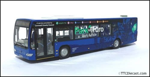 NORTHCORD UKBUS5022 Mercedes Citaro - Western Greyhound * PRE OWNED *