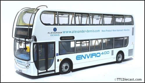NORTHCORD UKBUS6010 ADL Enviro 400 - Alexander Dennis * PRE OWNED *