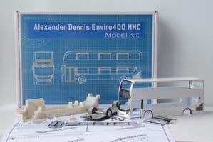 NORTHCORD UKBUS6517 ADL Enviro400MMC  - 10.5m CKD kit