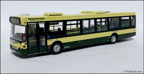 NORTHCORD UKBUS7001 Scania OmniCity - Newport Transport * NQP PRE OWNED *