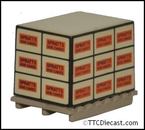 OXFORD 76ACC003 Pallet/Loads - Spratts Dog Cakes (x4)
